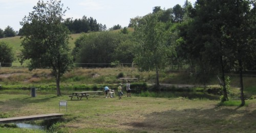 Kindersee in Resenbro